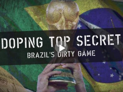 TV alemã acusa futebol brasileiro de utilizar rede clandestina de doping para ganhar