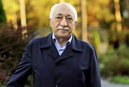 Fethullah Gülen, em 2013.