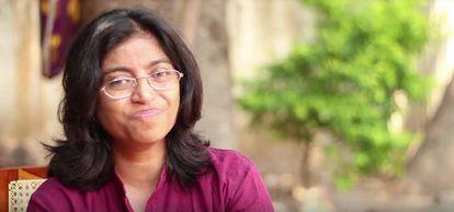 Sunitha Krishnan.