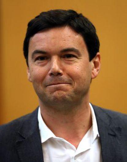 O economista Thomas Piketty.