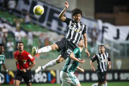 Atlético-MG e Palmeiras fizeram um jogaço.