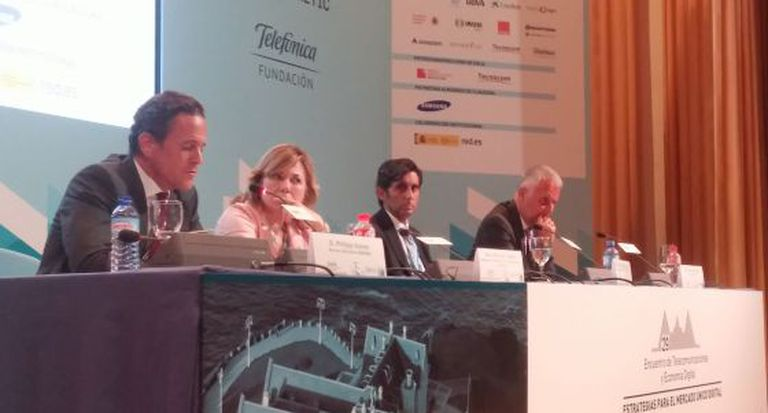 29º Encontro de Telecomunicações, na UIMP de Santander.