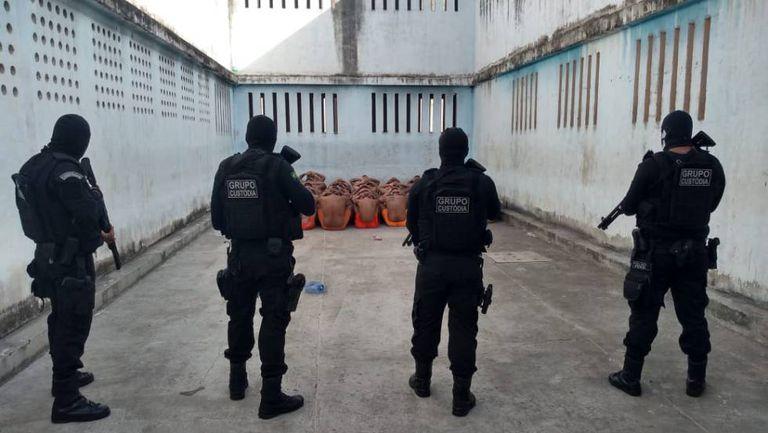 Uma das unidades do CPPL, em Fortaleza