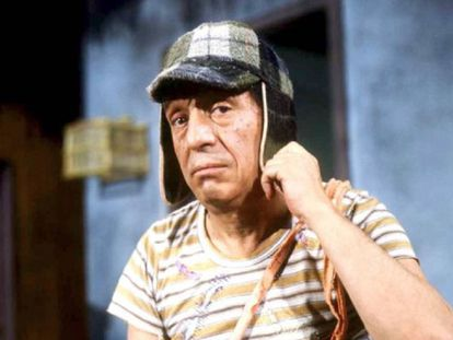 Roberto Gómez Bolaños como Chaves