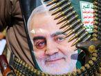 Apoyo al general Soleimani en Yemen.