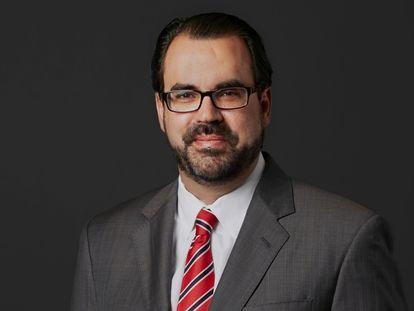 O diretor-executivo da Eurasia na América, Chistopher Garman.