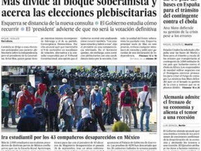 O dia que devolveu a vida aos espectros do México
