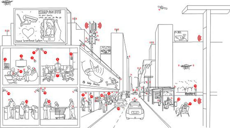 Ilustração e informação: Olga Subirós (CC BY-NC-ND-2.0)