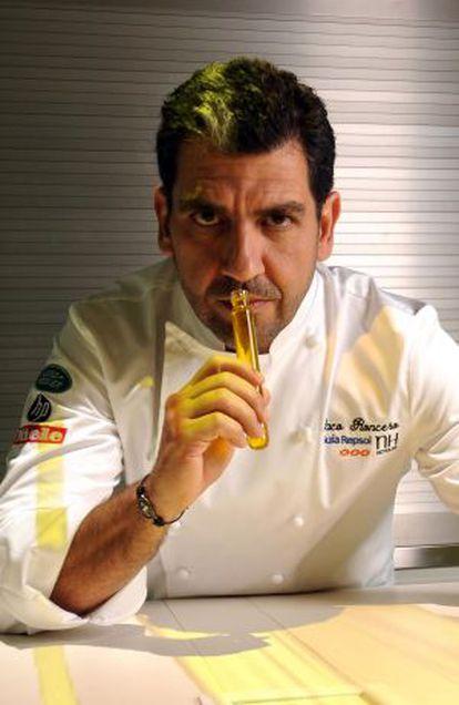 O chef Paco Roncero.