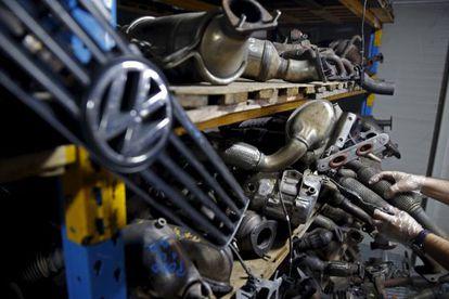 Fábrica de automóveis da Volks na Bósnia-Herzegovina.