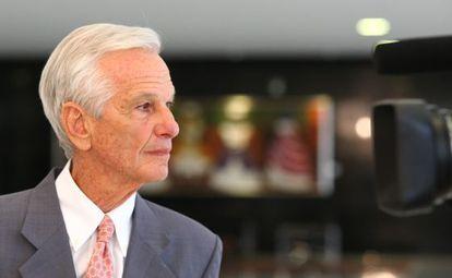 Jorge Paulo Lemann, sócio da 3G Capital