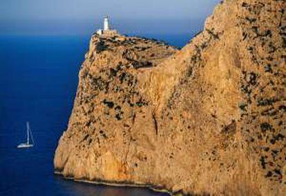Farol do cabo de Formentor, em Mallorca.