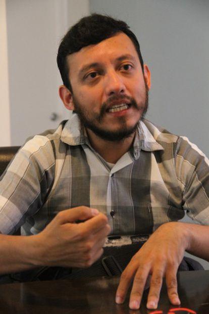 Rubén Espinosa, fotojornalista assassinado.