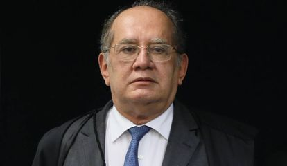 Gilmar Mendes, nesta terça durante julgamento da Segunda Turma do STF.