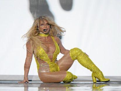 O esperado (e fracassado) regresso de Britney Spears aos prêmios VMA