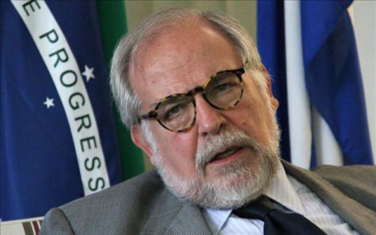 Marco Aurélio Garcia em uma imagem de arquivo.