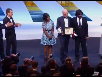 'Dheepan', de Jacques Audiard, ganha a Palma de Ouro de Cannes