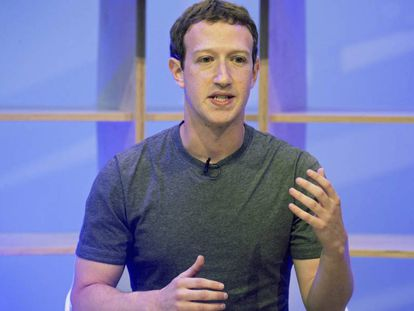 O criador do Facebook, Mark Zuckerberg.