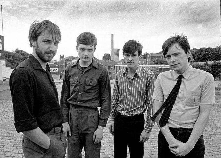 Joy Division, um dos grupos ouvidos em 'Stranger Things'.