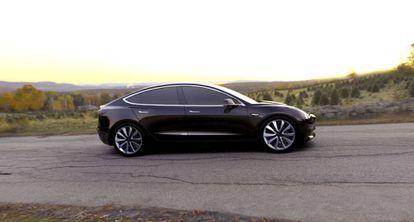 Carro da Tesla Motors