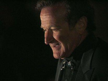 Robin Williams, em uma imagem de 2007.