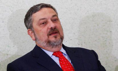 O ex-ministro Antonio Palocci, em imagem de arquivo de 2011.