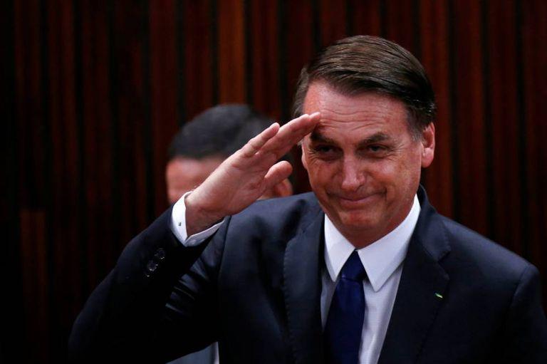 O presidente eleito Jair Bolsonaro.