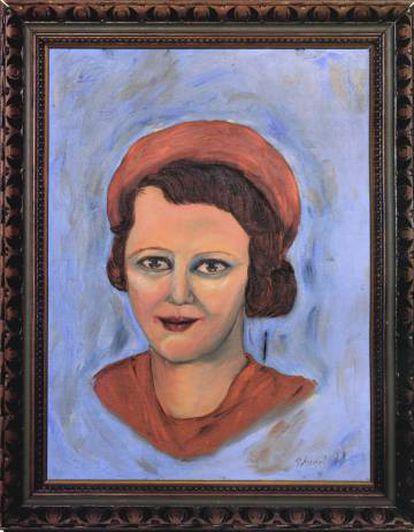 'Eileen', o quadro que foi roubado em 1996 e devolvido ao museu dez anos depois.