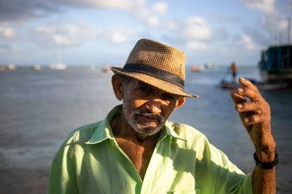 Antônio Kardec tinha quatro anos quando Jacaré, Jerônimo, Tatá e Manuel Preto saíram na jangada São Pedro rumo ao Rio de Janeiro.