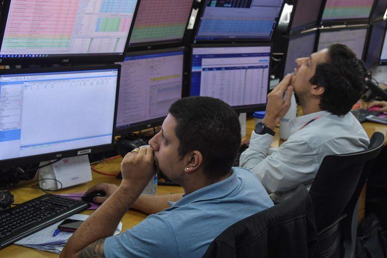 Bolsa do Valores do Brasil, em São Paulo, em 13 de março de 2020.