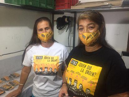 As mulheres da Fundação Mães dos Falsos Positivos de Soacha e Bogotá (Mafapo) comemoraram nas redes sociais a prisão de Álvaro Uribe.