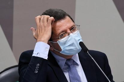 O ex-secretário de Saúde do Amazonas, Marcellus Campêlo.