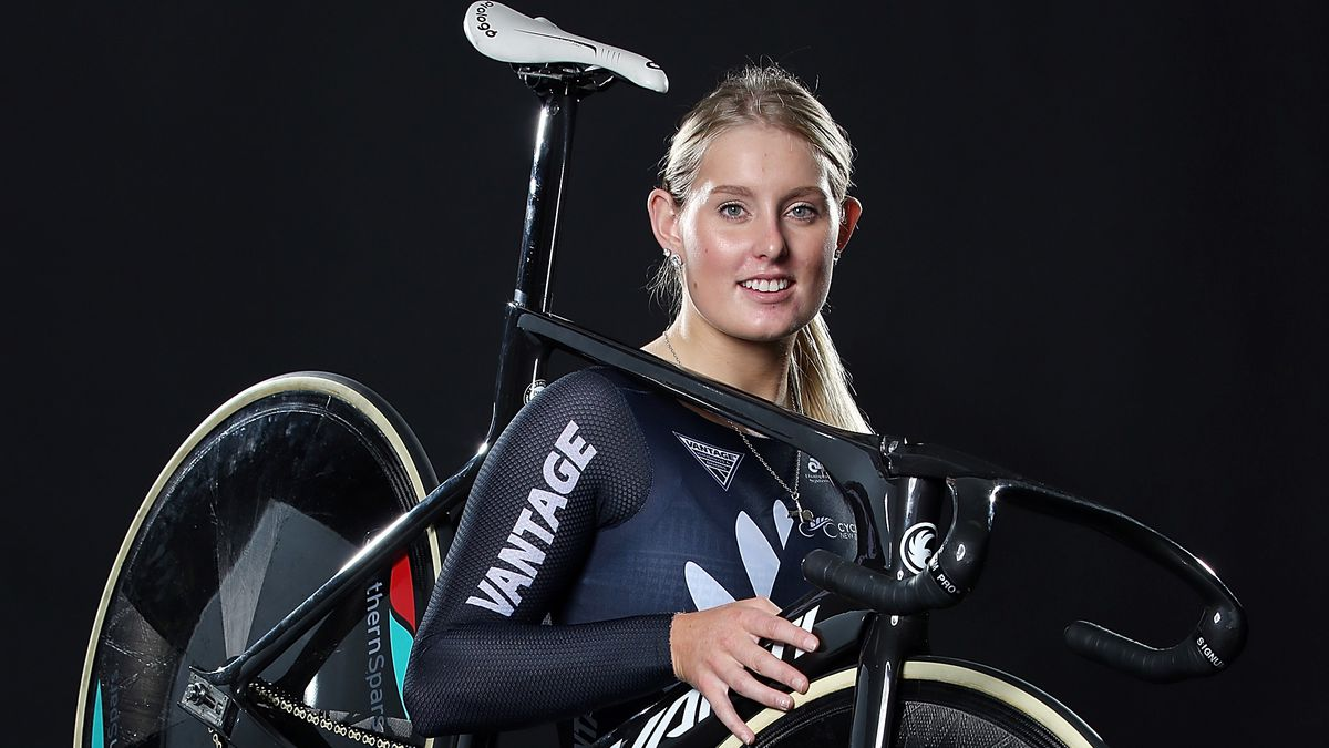 Death of cyclist Olivia Podmore shakes the sport