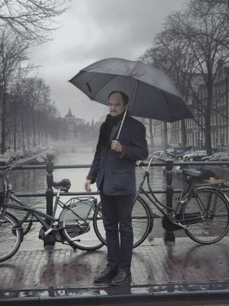 Jeffrey Eugenides em Amsterdã