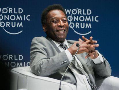 Uma tarde com Pelé: o Rei só fala sobre pais, filhos e legados