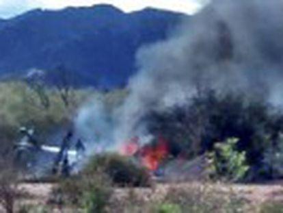 Choque entre helicópteros deixou 10 mortos, entre eles os três atletas franceses. Acidente ocorreu durante gravação de  Dropped