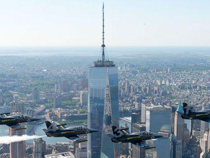 Os 11 anos de construção do One World Trade Center, em 2 minutos