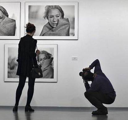 A atriz Helen Mirren hoje participa de publicidades junto com <i>instagrammers</i>