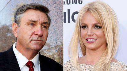 Jamie Spears e sua filha, Britney Spears.