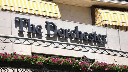 Hotel no qual foi realizada a festa apenas para homens que causou a demissão de um alto funcionário do governo britânico.