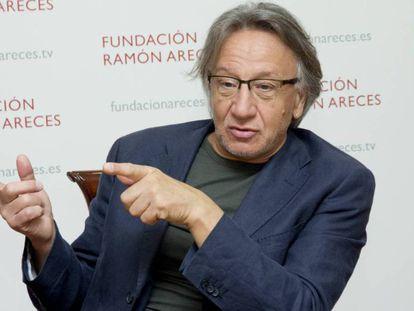 Economista italiano Michele Boldrin