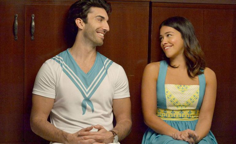 Cena da série 'Jane The Virgin'.
