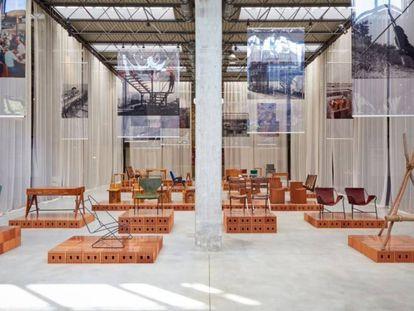 Mundo do design celebra Lina Bo Bardi no Salone del Mobile de Milão