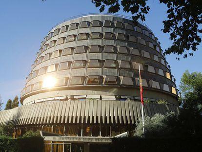 Sede do Tribunal Constitucional.