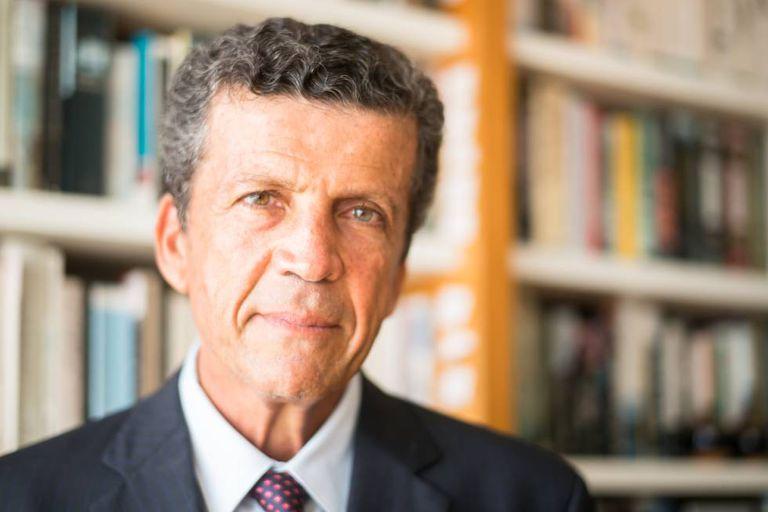 O economista Claudio Frischtak, no Rio.