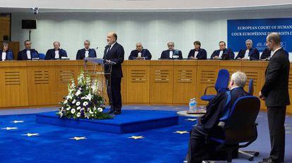 Tribunal dos Direitos Humanos em Estrasburgo
