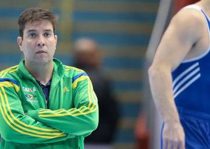 Fernando de Carvalho é acusado de abuso por atletas da ginástica.