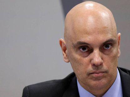 Alexandre de Moraes, ministro do STF.