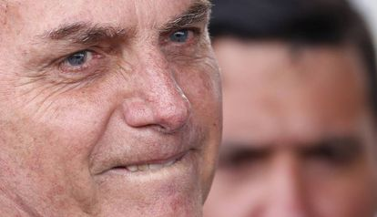 O presidente Jair Bolsonaro, no último dia 3 de janeiro.