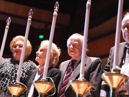 Em 27 de abril, Buenos Aires comemora o Dia do Holocausto